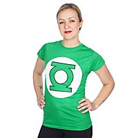 Green Lantern - Girlie Shirt Logo