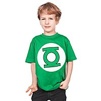 Green Lantern - Kinder T-Shirt Logo