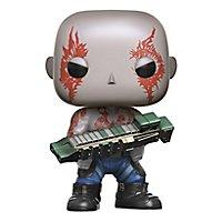 Guardians of the Galaxy - Drax Funko POP! Wackelkopf Figur aus Vol. 2