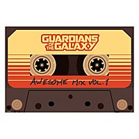Guardians Of The Galaxy - Poster Awesome Mix Vol 1