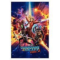Guardians Of The Galaxy - Poster Guardians Of The Galaxy Vol. 2