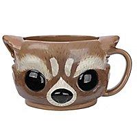Guardians of the Galaxy - Rocket Raccoon Home POP! Tasse