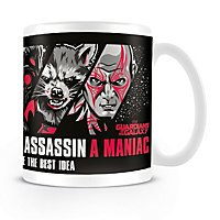Guardians of the Galaxy - Tasse Guardians