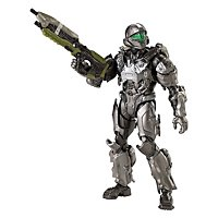 Halo - Actionfigur Spartan Buck 6""