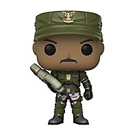 Halo - Sgt. Johnson Funko POP! Figur (Chase Chance)