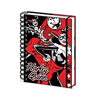 Harley Quinn - A5 Notizbuch DC Original Harley Quinn