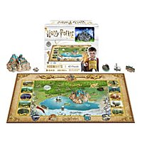 Harry Potter - 4D Mini Puzzle Hogwarts