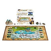 Harry Potter - 4D Puzzle The Wizarding World Hogwarts