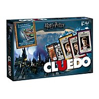 Harry Potter - Cluedo Brettspiel Collector's Edition
