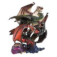 Harry Potter - Dekofigur Drachen des Trimagischen Turniers