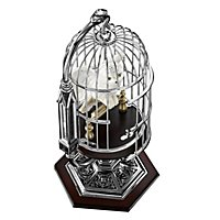 Harry Potter - Eule Hedwig im Käfig