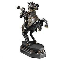Harry Potter - Figur Zauberschach-Pferd Schwarz