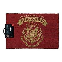 Harry Potter - Fußmatte Hogwarts