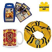 Harry Potter - Geschenk-Set aus Spielkarten, Keramiktasse und Schal