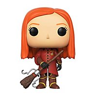 Harry Potter - Ginny in Quidditch Outfit Funko POP! Figur (Exclusive)