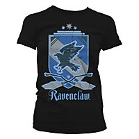 Harry Potter - Girlie Shirt Quidditch Team Ravenclaw