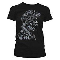 Harry Potter - Girlie Shirt Zitate & Symbole