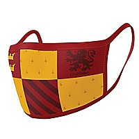 Harry Potter - Gryffindor Face Covering Double Pack