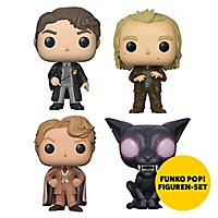 Harry Potter - Harry Potter Funko POP! 4er Figuren-Set