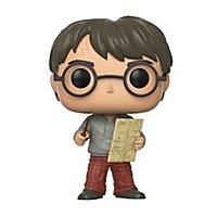 Harry Potter - Harry Potter mit der Karte des Rumtreibers Funko POP! Figur