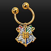 Harry Potter - Schlüsselring Hogwarts Hauswappen