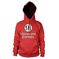 Harry Potter - Hoodie Hogwarts Express Plattform 9-3/4