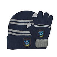 Harry Potter - Kids Beanie & Handschuhe Set Ravenclaw