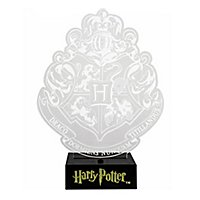 Harry Potter - LED Lampe Hogwarts Wappen