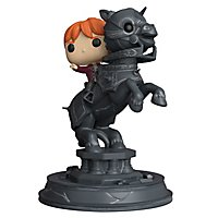 Harry Potter - Ron's Schachfigurenritt Movie Moment Funko POP! Figur