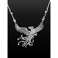 Harry Potter - Phönix Silberkette