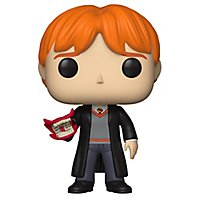 Harry Potter - Ron mit Heulerbrief Funko POP! Figur