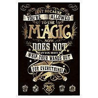 Harry Potter - Poster Magic