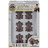 "Harry Potter - Pralinen/Eiswürfel Form ""Schoko-Frosch"""