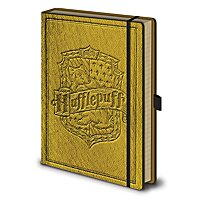 Harry Potter - Premium Notizbuch Hufflepuff