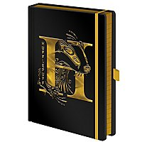 Harry Potter - Premium Notizbuch Hufflepuff (New Design)