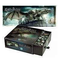 Harry Potter - Puzzle Die Flucht aus Gringotts Bank