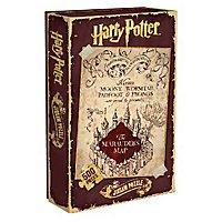 Harry Potter - Puzzle Karte des Rumtreibers
