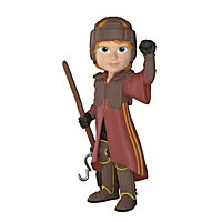 Harry Potter - Ron in Quidditch Uniform Rock Candy Figur
