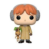 Harry Potter - Ron Weasley (Kräuterkunde) Funko POP! Figur