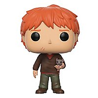 Harry Potter - Ron Weasley mit Krätze Funko POP! Figur