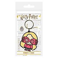 Harry Potter - Schlüsselanhänger aus Gummi Luna Lovegood Chibi