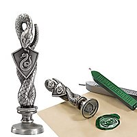 Harry Potter - Siegelstempel Slytherin mit Wachs