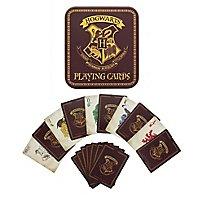 Harry Potter - Spielkarten Hogwarts Vintage