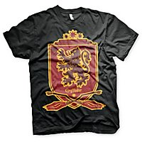 Harry Potter - T-Shirt Quidditch Team Gryffindor 07