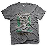 Harry Potter - T-Shirt Quidditch Team Slytherin 07