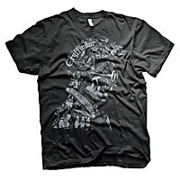 Harry Potter - T-Shirt Zitate & Symbole