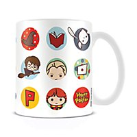 Harry Potter - Tasse Kawaii Figuren