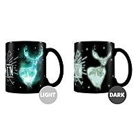 Harry Potter - Tasse mit Leuchteffekt Expecto Patronum