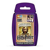 Harry Potter - Top Trumps Harry Potter und der Gefangene von Askaban Kartenspiel