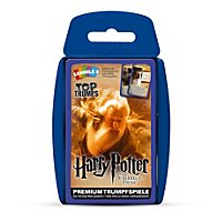 Harry Potter - Top Trumps Harry Potter und der Halbblutprinz Kartenspiel